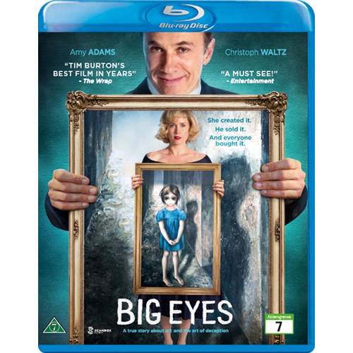 Big Eyes (BLU-RAY)