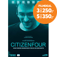 Produktbilde for Citizenfour (DVD)
