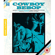 Cowboy Bebop - The Complete Series (UK-import) (BLU-RAY)