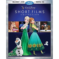 Walt Disney Animation Studios Short Films Collection (BLU-RAY)
