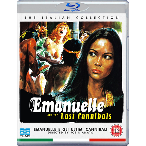 Emanuelle And The Last Cannibals (Blu-ray) (UK-import) (BLU-RAY)