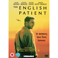 The English Patient (UK-import) (DVD)