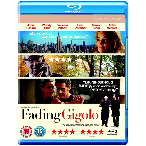 Fading Gigolo (UK-import) (BLU-RAY)