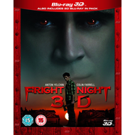 Fright Night (UK-import) (Blu-ray 3D + Blu-ray)