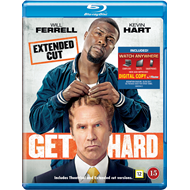 Get Hard - Extended Cut (BLU-RAY)
