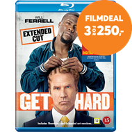 Produktbilde for Get Hard - Extended Cut (BLU-RAY)