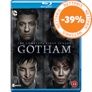 Produktbilde for Gotham - Sesong 1 (BLU-RAY)