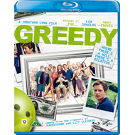Greedy (BLU-RAY)
