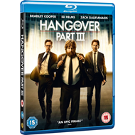 The Hangover - Part III (UK-import) (BLU-RAY)