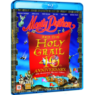 Monty Python And The Holy Grail - 40th Anniversary Edition (BLU-RAY)