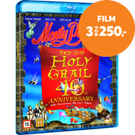 Produktbilde for Monty Python And The Holy Grail - 40th Anniversary Edition (BLU-RAY)