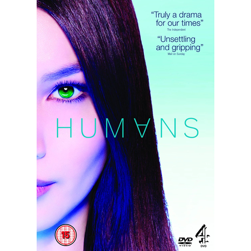 Humans - Sesong 1 (UK-import) (DVD)