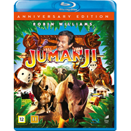 Jumanji - 20th Anniversary Edition  (BLU-RAY)