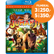 Produktbilde for Jumanji (1995) - 20th Anniversary Edition  (BLU-RAY)