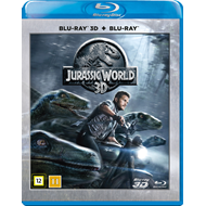 Jurassic World (Blu-ray 3D + Blu-ray)