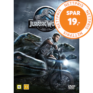 Produktbilde for Jurassic World (DVD)