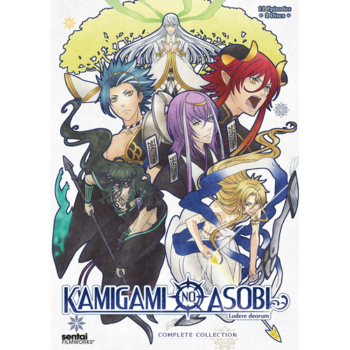 Kamigami No Asobi - Complete Collection (DVD - SONE 1)
