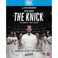 The Knick - Sesong 1 (BLU-RAY)