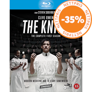 Produktbilde for The Knick - Sesong 1 (BLU-RAY)