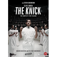 Produktbilde for The Knick - Sesong 1 (DVD)