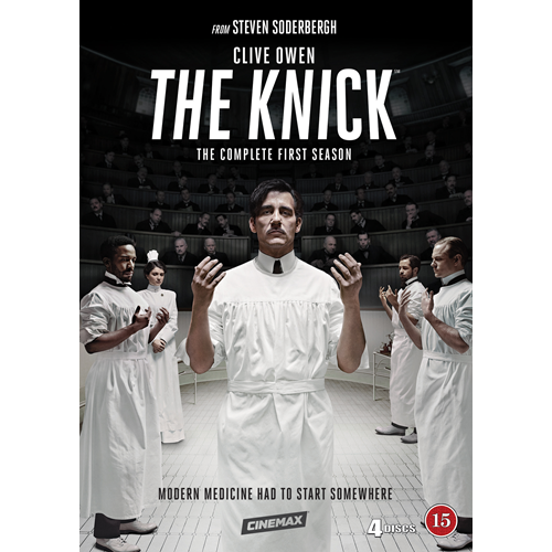 The Knick - Sesong 1 (DVD)