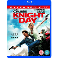 Knight And Day - Extended Cut (UK-import) (BLU-RAY)