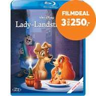 Produktbilde for Lady Og Landstrykeren (BLU-RAY)