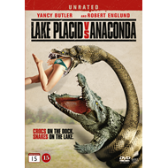 Lake Placid Vs. Anaconda - Unrated (DVD)