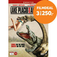 Produktbilde for Lake Placid Vs. Anaconda - Unrated (DVD)
