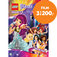 LEGO Friends - Episode 7-9 (DVD)