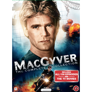 MacGyver - The Complete Collection (DVD)