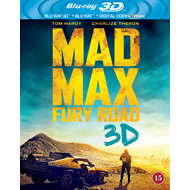 Mad Max: Fury Road (Blu-ray 3D + Blu-ray)