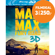Produktbilde for Mad Max: Fury Road (Blu-ray 3D + Blu-ray)