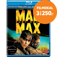 Produktbilde for Mad Max: Fury Road (BLU-RAY)