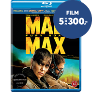Mad Max: Fury Road (BLU-RAY)