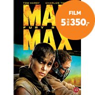 Produktbilde for Mad Max: Fury Road (DVD)