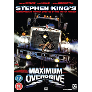 Maximum Overdrive (UK-import) (DVD)