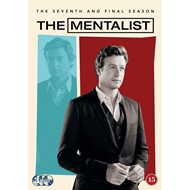Produktbilde for The Mentalist - Sesong 7 (DVD)