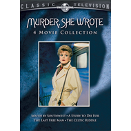 Murder, She Wrote - Movie Collection (UK-import) (DVD)