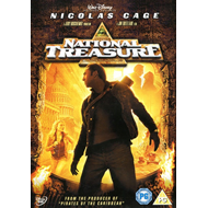 National Treasure - Collector's Edition (UK-import) (DVD)