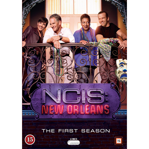 NCIS - New Orleans - Sesong 1 (DVD)