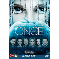 Once Upon A Time - Sesong 4 (DVD)
