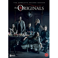 The Originals - Sesong 2 (DVD)