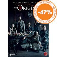 Produktbilde for The Originals - Sesong 2 (DVD)