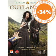 Produktbilde for Outlander - Sesong 1 Del 2 (DVD)