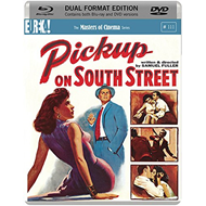 Pickup On South Street (UK-import) (BLU-RAY)