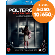 Produktbilde for Poltergeist (2015) - Extended Cut (BLU-RAY)