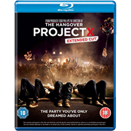 Project X (UK-import) (BLU-RAY)