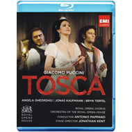 Puccini:Tosca (Royal Opera House 2011) (UK-import) (BLU-RAY)