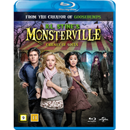 RL Stines Monsterville: Cabinet Of Souls (BLU-RAY)
